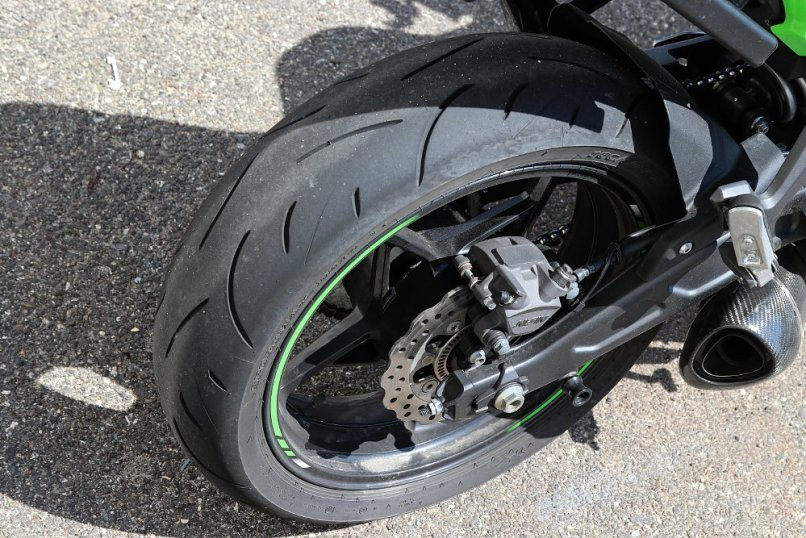 Are En Strips On Motorcycle Tires