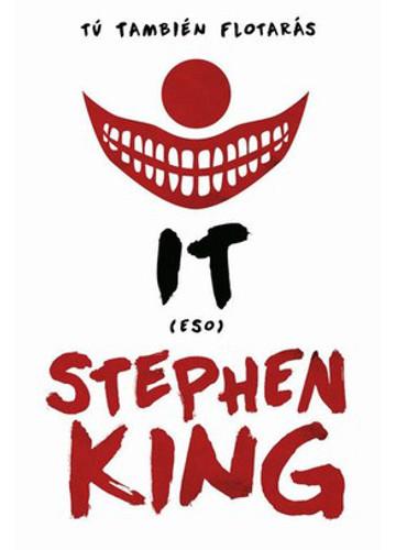 Portada libro It Stephen King