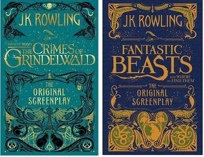 Animales fantásticos J.K. Rowling