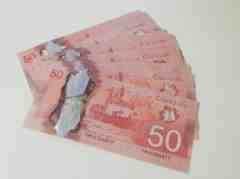 Canadá, Dólar, Moeda estrangeira - Foto Nathalia Molina @ComoViaja