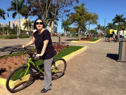 Parque Villa-Lobos, Passeio de Bicicleta, Bike, São Paulo - Nathalia Molina @ComoViaja (2)