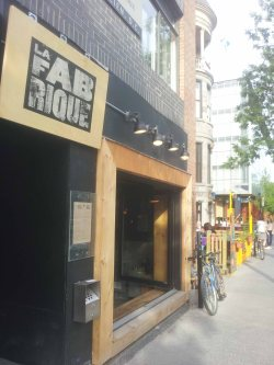 Montréal, Restaurante La Fabrique, Canada, Québec - Nathalia Molina @ComoViaja (2)