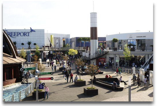 Outlet Freeport, Maior da Europa, Compras, Perto de Lisboa, Portugal - Foto Retirada do Site Oficial