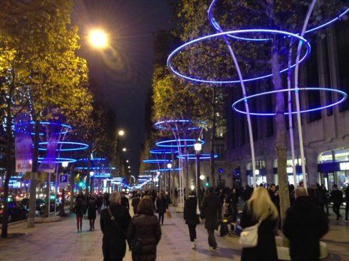 Paris, França, Champs-Élysées, Natal - Foto Nathalia Molina @ComoViaja (4)