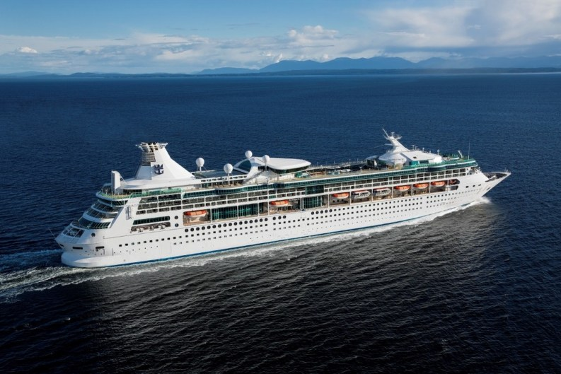 Aerial Rhapsody of the Seas