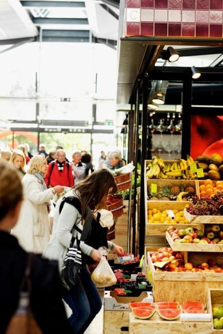 Dinamarca Gastronomia Mercado Comida - Foto Mikkel Heriba VisitDenmark Divulgacao