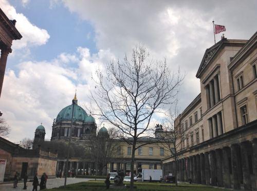 Ilha de Museus Neusmuseum Berlim Alemanha Viagem - Foto Nathalia Molina @ComoViaja