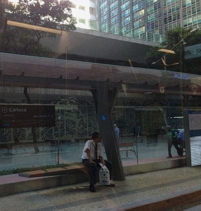 VLT Estação Carioca Rio de Janeiro Como se Deslocar - Foto Nathalia Molina @ComoViaja