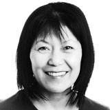 Julia Loo Comox Rotary member