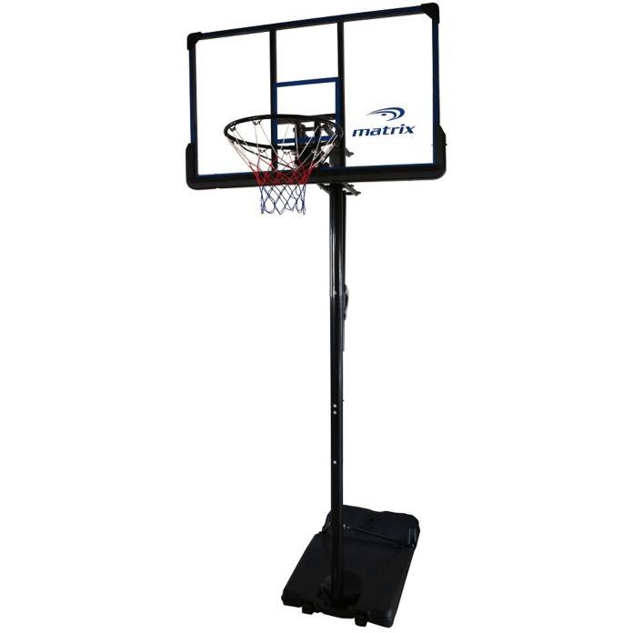 "10: Matrix Portable Basketball System, 48"""
