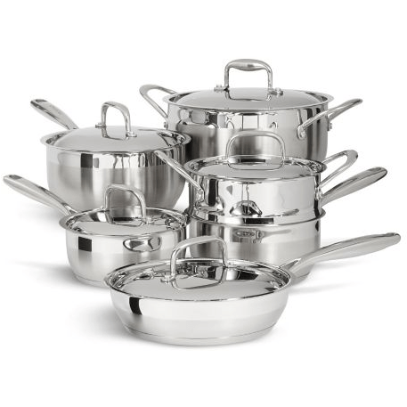 Paderno Classic Stainless Steel Cookware