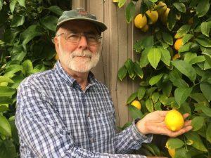 June 2019: Bob Duncan: Growing Citrus & Sub-tropical Fruit Trees in South Coastal BC