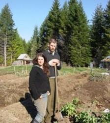 July 2018: Peter B. Janes: Unusual Edibles, TreeEater Farm and Nursery