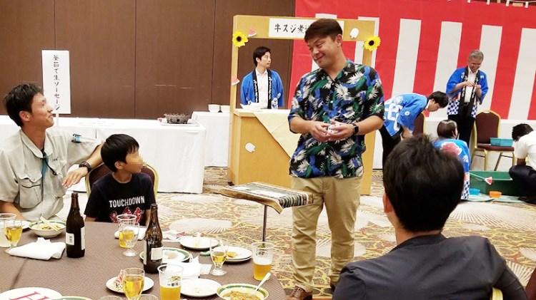 富山第一ホテル テーブルマジック