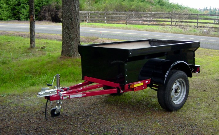 M416 Military Style Trailer Dinoot Trailers