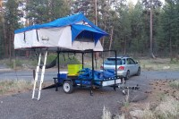 Trailer Rack Comparisons | Compact Camping Concepts