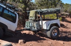Jeep Trailer Dinoot Tub Kits Build at home on the road 2