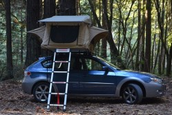 Roof Top Tent From Compact Camping