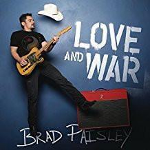 Brad Paisley – Love and War