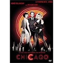 Chicago – Renee Zellwegger, Catherine Zeta-Jones, Richard Gere (WS) (PG-13)