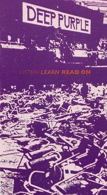 Deep Purple – Listen Learn Read On (6 CD Box Set) (LS) OOP