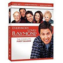 Everybody Loves Raymond Season 1 – Ray Romano (DVD Box Set) (OM)