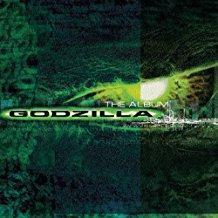 Godzilla – The Album (1998 Film) (Click for track listing) (VS)