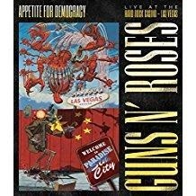 Guns N' Roses – Appetite For Democracy – Live at the Hard Rock Casino Las Vegas (DVD)