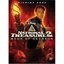 National Treasure 2 – Book of Secrets – Nicolas Cage PG WS (DVD) (SS)