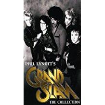 Phyl Lynott's Grand Slam Collection (4 CD Box Set) OOP