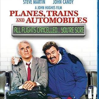 Planes, Trains & Automobiles – Steve Martin, John Candy (Blu-Ray, DVD, Digital) R (SS)