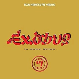 Bob Marley and The Wailers – Exodus The Movemnet Continues… 40th Anniversary 3 CDs (Remastered)