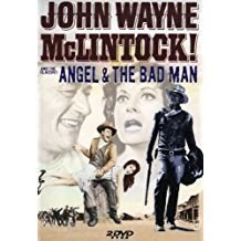 John Wayne Double Feature  – McLintock!; Angel and the Badman (2 DVDs) (LS)