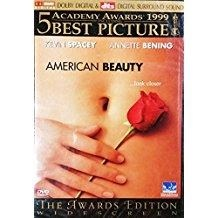 American Beauty – Kevin Spacey (R- Rated) (Academy Awards Edition) (DVD) (OM)