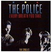 The Police – Every Breath You Take The Singles (Original) (WATER DAMGE TO FRONT COVER ARTWORK CAN BE OPENED & READ)