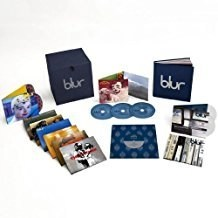 Blur – 21 (21 CDs) Limited Edition (Small mark on outer box)