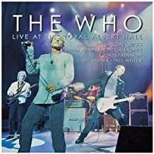 The Who – Live at the Royal Albert Hall (3 CDs)