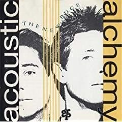 Acoustic Alchemy – The New Edge