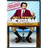 Anchorman – Unrated, Uncut and Uncalled For Unrated WS (SS)