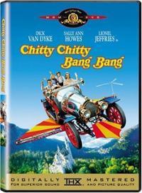 Chitty Chitty Bang Bang – Dick Van Dyke (DVD) (Standard)