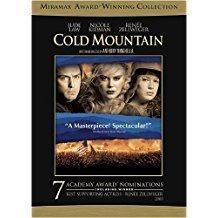Cold Mountain – Jude Law, Nicole Kidman, Renee Zellweger (2 DVDs)  R WS