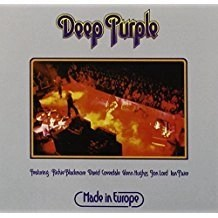 Deep Purple – Made In Europe (Original Recording Remastered – Limited Anniversary Edition)