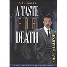 A Taste for Death – P.D. James – A Taste for Death (2 DVDs) (LS)