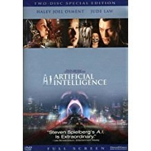 A.I. – Artificial Intelligence (2 DVD Special Edition) – A Steven Spielberg Film
