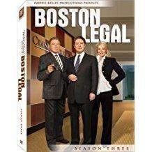 Boston Legal – Season 3 (James Spader, William Shatner)