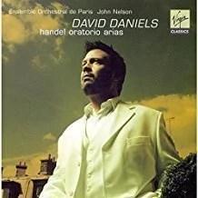 Handel Oratorio Arias – David Daniels