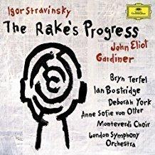 Igor Stravinsky – The Rake's Progress – John Eliot Gardiner (2 CDs)