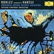 Varese – Boulez conducts Varese