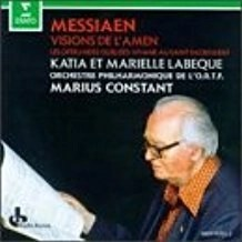Messiaen – Visions De L'amen – Katia and Marielle Labeque
