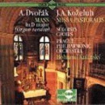 A. Dvorak – MASS & J. A. Kozeluh – MISSA PASTORALIS